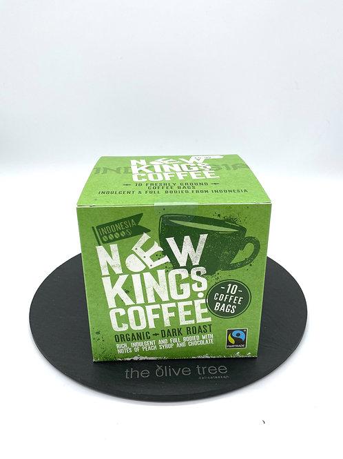 New Kings Coffee - Dark Roast x10