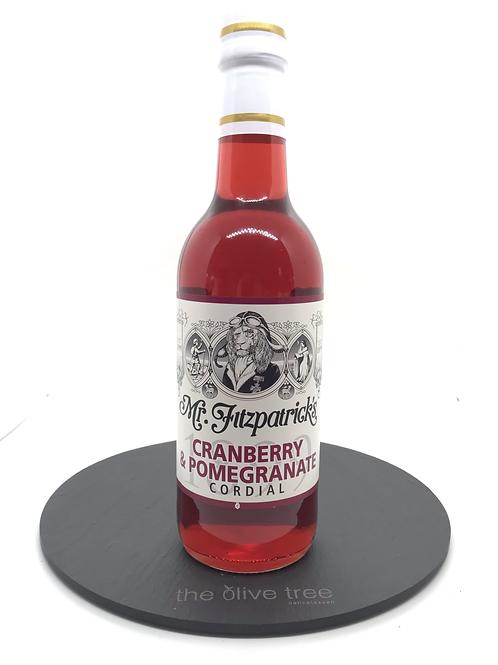 Mr Fitzpatrick's Cranberry & Pomegranate