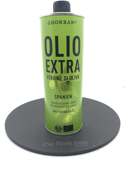 Ghorban Spanish Olive Oil