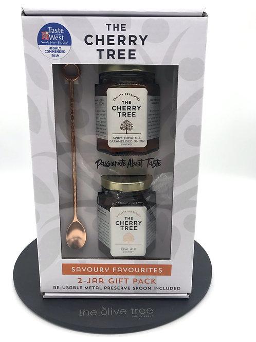 """Cherry Tree """"Savoury Favourites"""" Gift Set"""