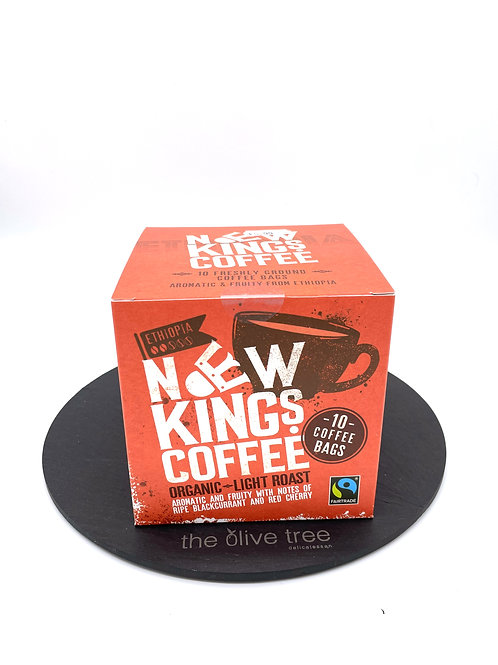 New Kings Coffee - Light Roast x10