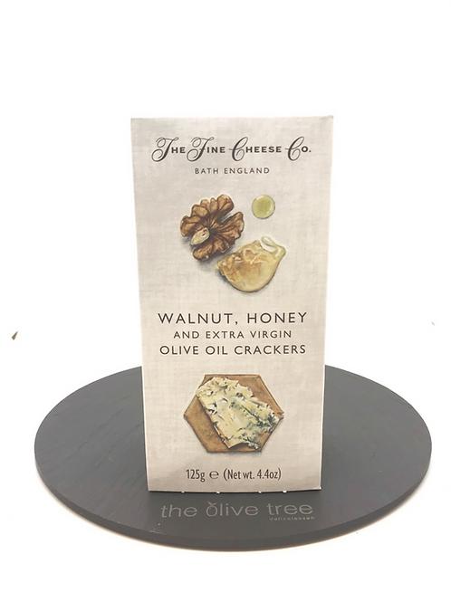 Walnut, Honey & Extra Virgin Olive Oil
