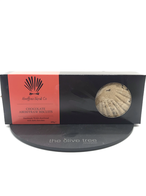 "Aberffraw Biscuits ""Chocolate"" 205g"