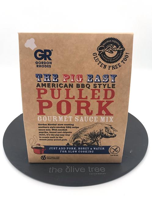 """Gordon Rhodes """"Pulled Pork Mix 75g"""""""