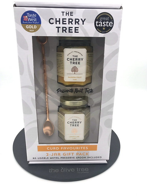 """Cherry Tree """"Curd Favourites"""" Gift Set"""