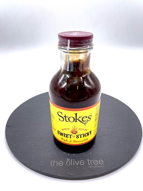 Stokes Sweet & Sticky BBQ Sauce 325g