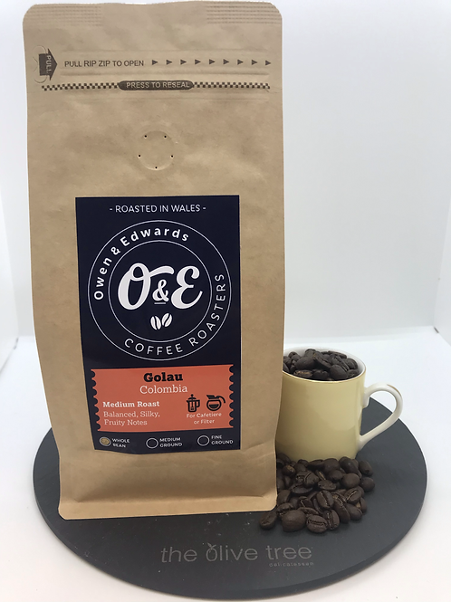 "Colombian ""Golau"" Coffee 227g"