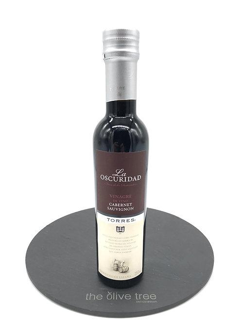 """La Oscuridad """"Cabernet Sauvignon"""" Red Wine Vinegar 250ml"""