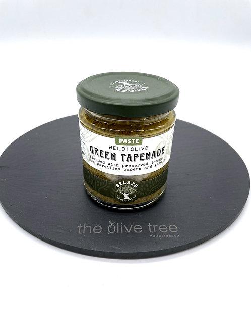 Belazu Olive Green Tapenade 160g