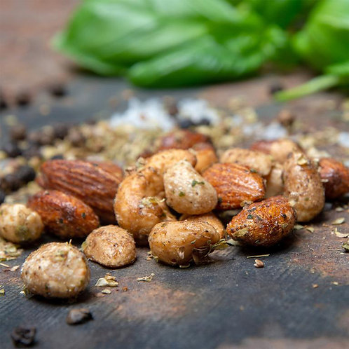 Mr Filberts Wild Garlic Mixed Nuts