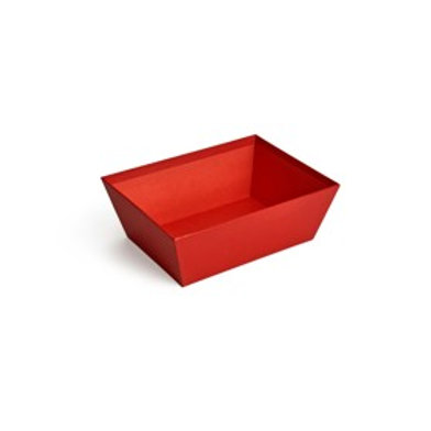 Small Cardboard Tray (RED)