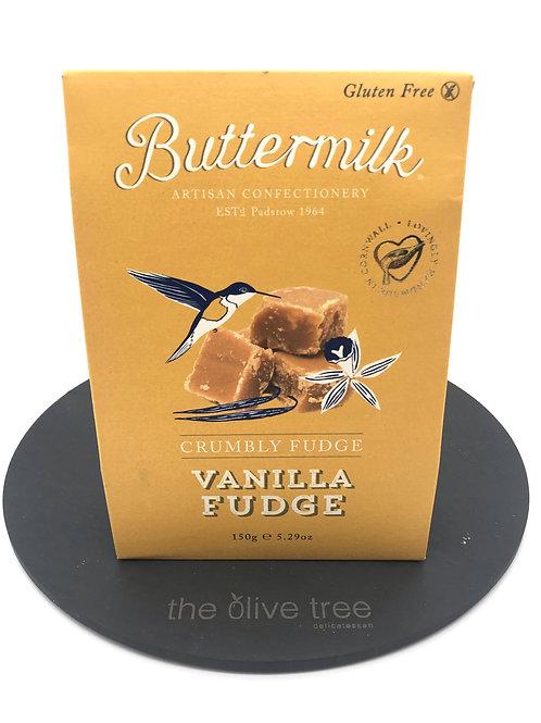 Buttermilk Vanilla Fudge 175g