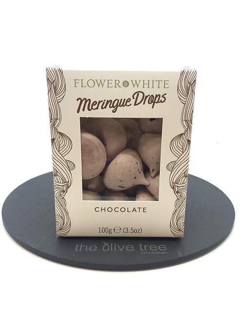 Meringue Drops - Chocolate
