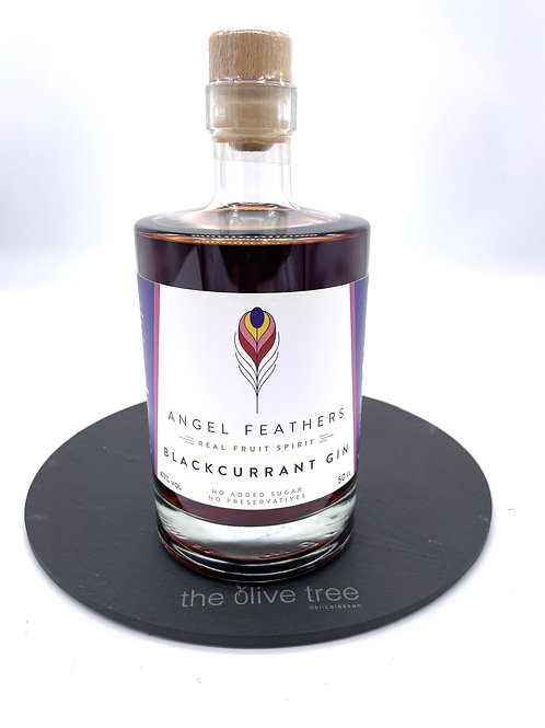 Angel Feathers Blackcurrant Gin 70cl