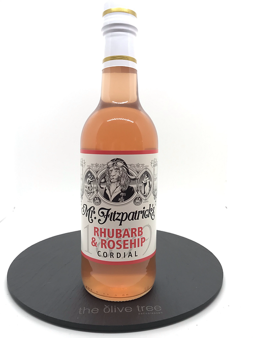 Mr Fitzpatrick's Rhubarb & Rosehip