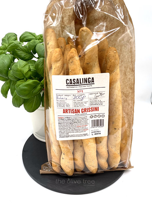 Casalinga Grissini with cereals 200g