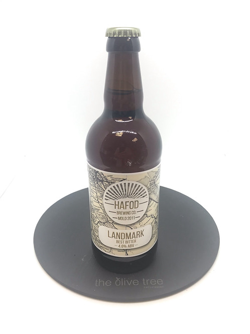 "Hafod ""Landmark"" Best Bitter 500ml"