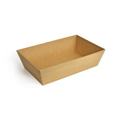 MEDIUM cardboard Tray (Manilla)