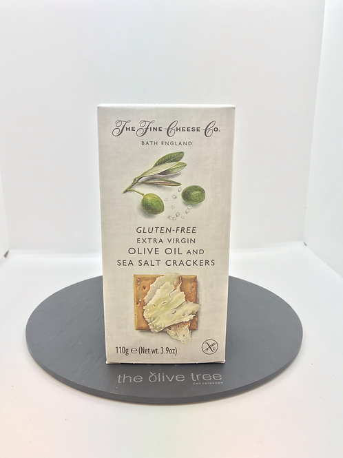 Gluten-Free Extra Virgin Olive Oil & Sea Salt