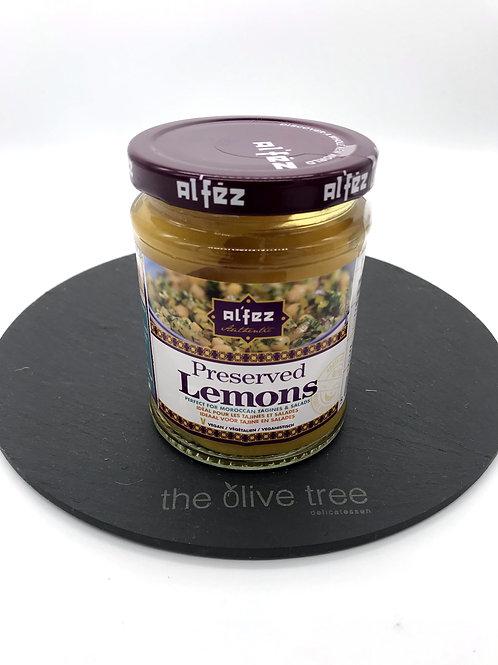 Al Fez Preserved Lemons 300g