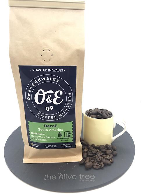 "South American ""DE-CAF""Coffee 227g"