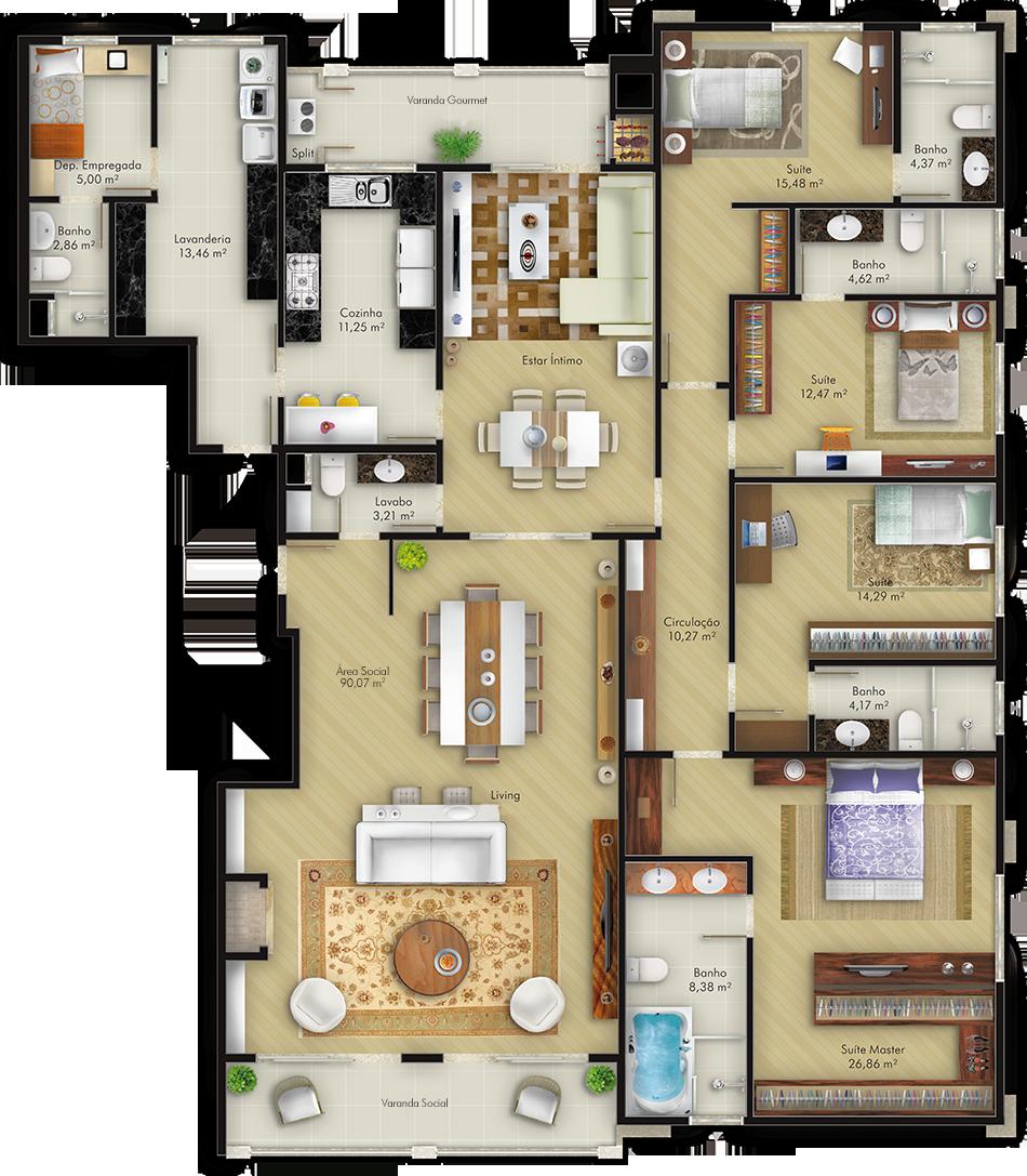 3d floor plan param3d.png