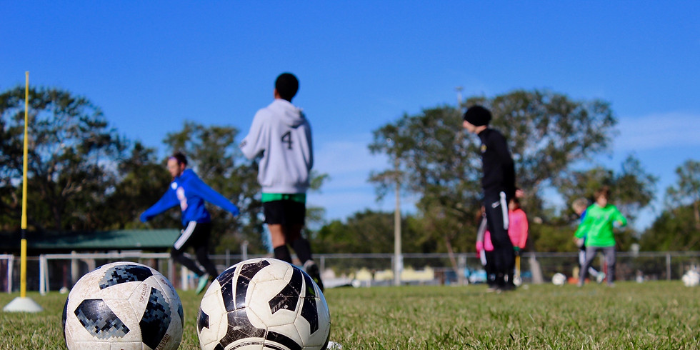 Strikers vs. Goalkeepers Clinic (Ages 13+) Discounted