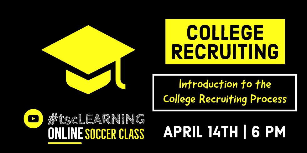 College Recruiting (Repeat Class)