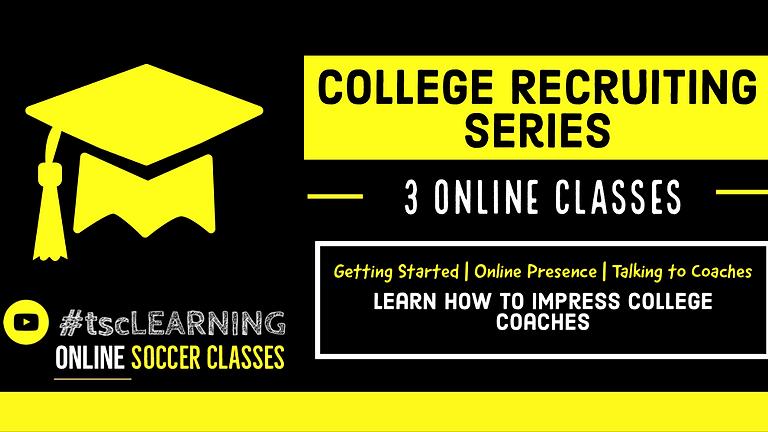College Recruiting Series