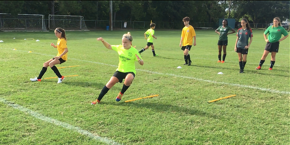TSC Pre-Season Training Camp