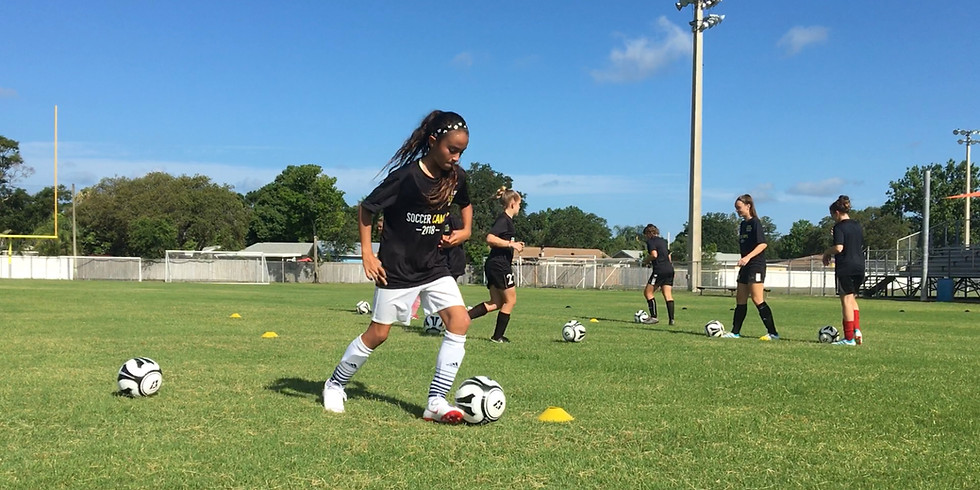 4-Day Summer Soccer Camp