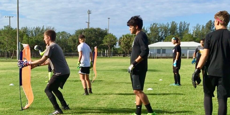 2-Day Advanced Goalkeeper Camp