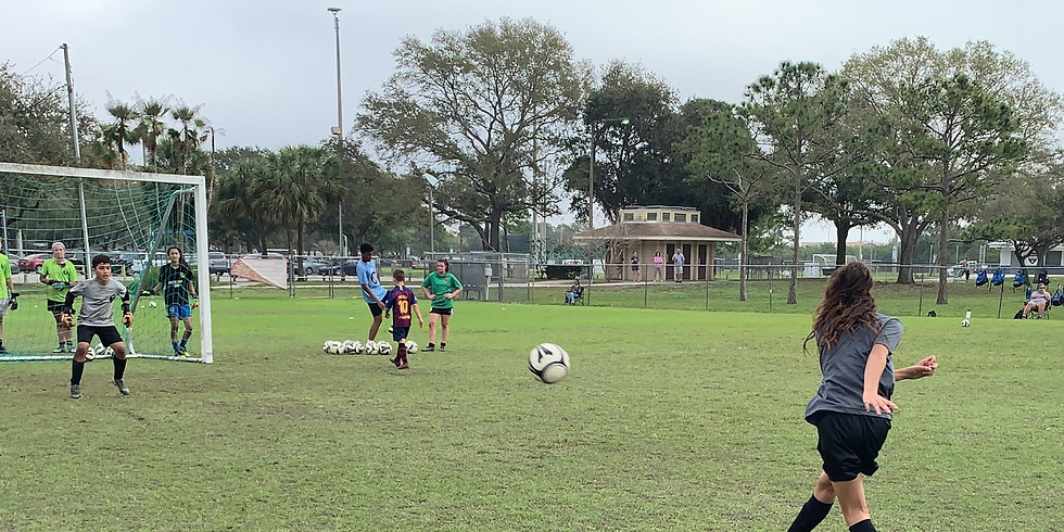 Strikers vs. Goalkeepers Clinic (Discounted)