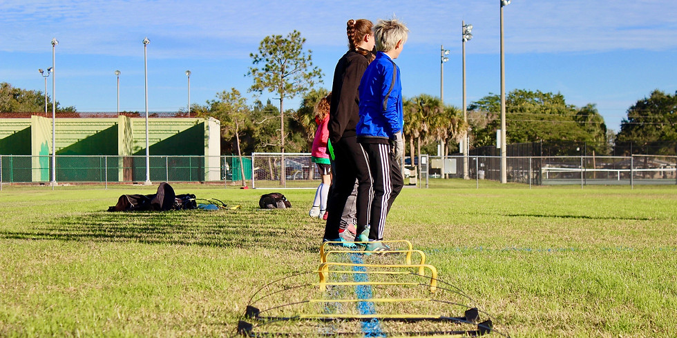 5 Day Soccer Camp (Spring Break)