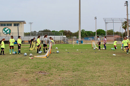 Team Training 10+ Players (Flat Rate)