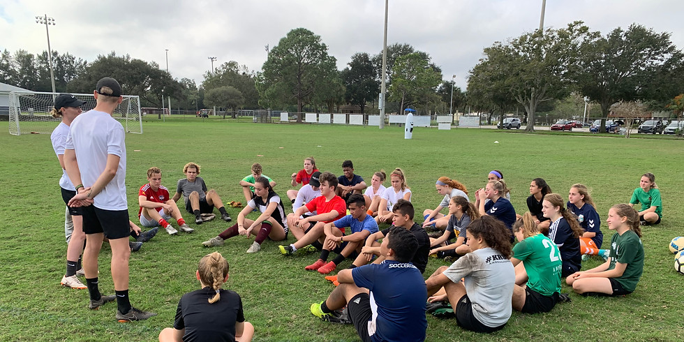 Free Clinic (Ages 12-14)