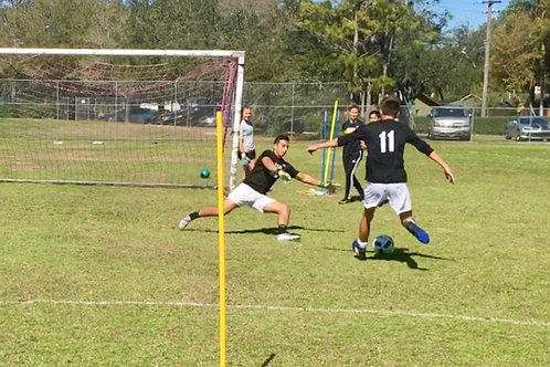 Strikers vs. Goalkeepers Clinic (St. Pete)