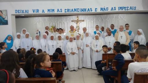 Conheça a Congregação dos Humildes Servos, atuante na Zona Norte de São Paulo