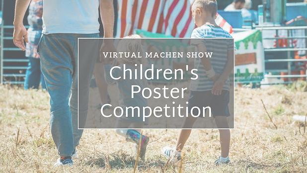 Machen Show - Twitter Children's Poster