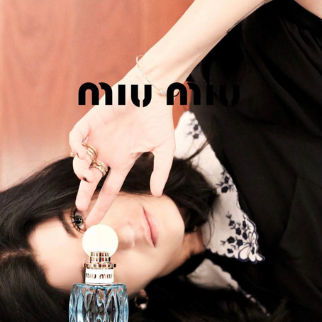 Valentina Siragusa x MIUMIU