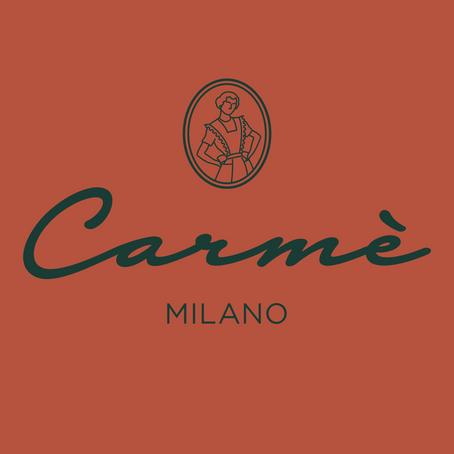 Carmè, classe, eleganza e semplicità il nuovo ristorante di Domenico Gravino.