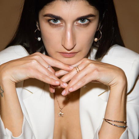 Valentina Siragusa x DODO Jewels