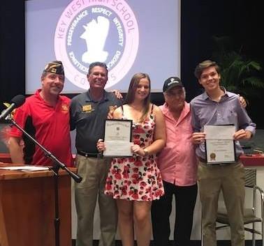 Corporal Albury Tennis Scholarship