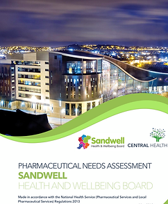 Sandwell Pharmaceutical Needs Assessment