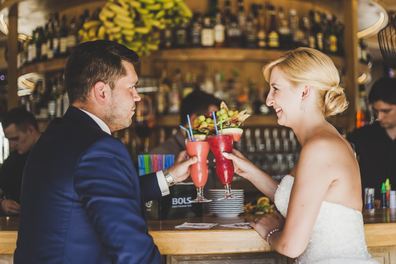 Sesja ślubna Coctail Bar Jastrzębia
