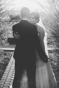 Sesja ślubna ogrody BUW