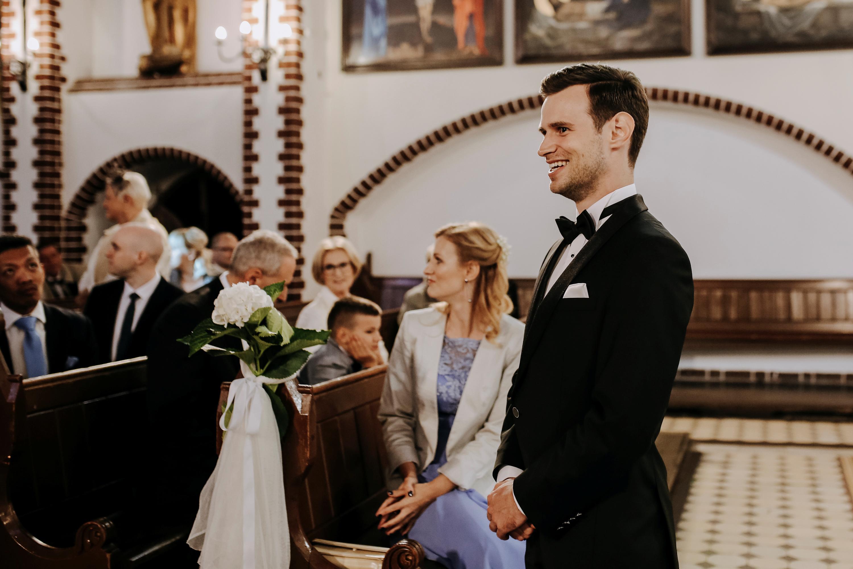 Ślub kościół Św. Jerzego Sopot