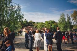 Ślub plenerowy Kalinówka Gdańsk Matemblewo w plenerze wesele