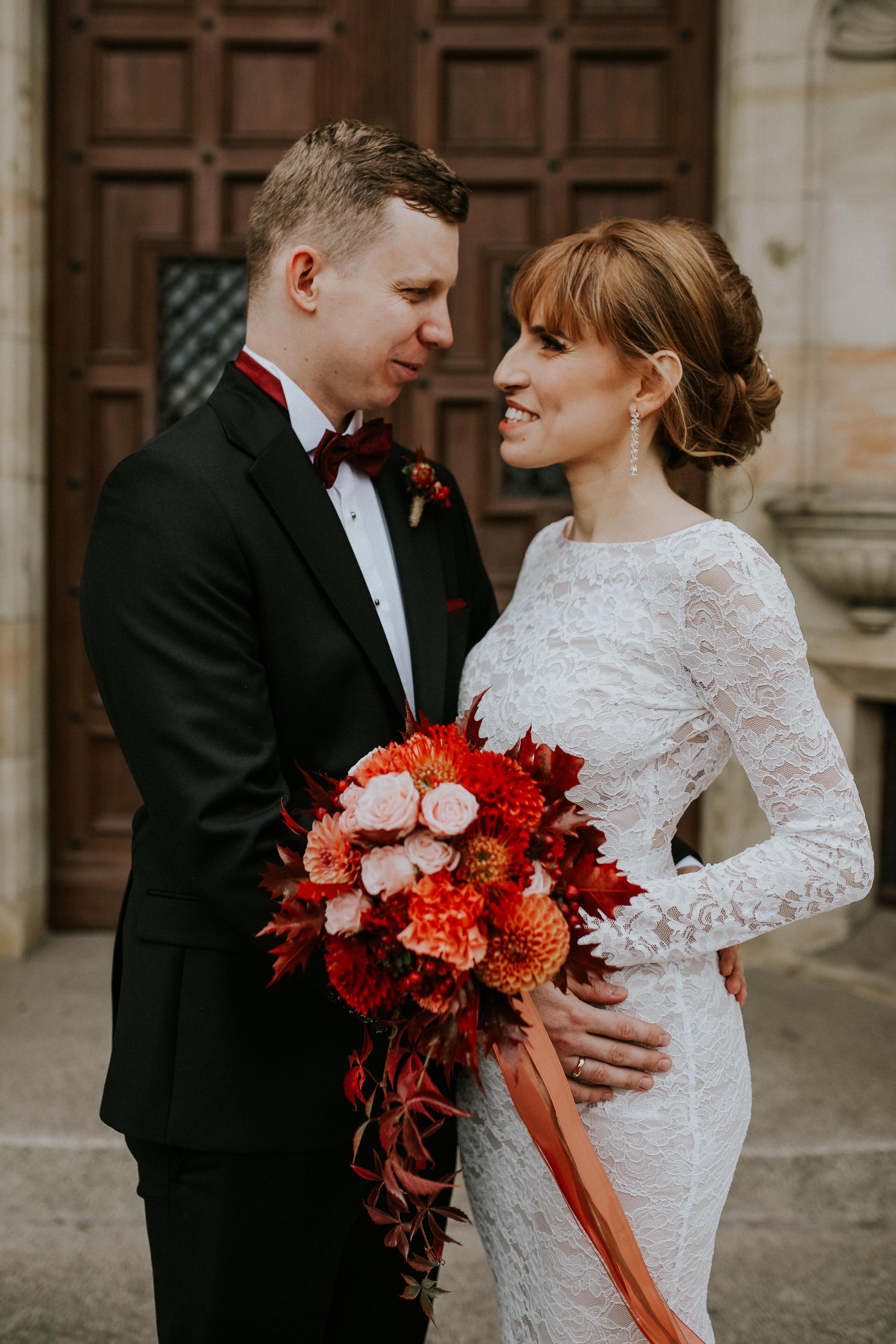 Gdańsk USC Kwiaciarnia Tupadły  Flowers Dorota Pestilenz Ślub