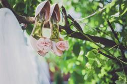 Buty na ślub Badgley Mischka